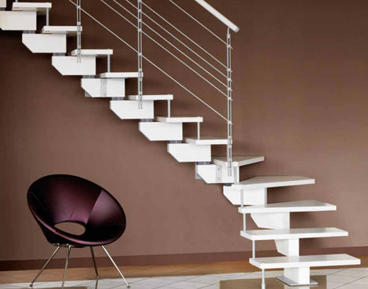 Imagen de la escalera One Jazz Iron de Cast