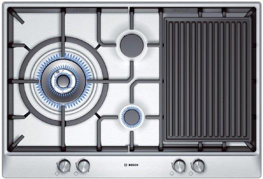 Placas De Cocina | Tipos De Placa De Cocina Gas Vitroceramica E Induccion